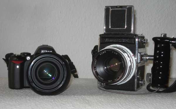 Entfernungsmesser Für Fotografie : Analog contra digital stirbt die analoge fotografie aus?